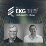 Scott Olive & Charlie Lombardo inducted into the EKG Slot Awards Hall of Fame